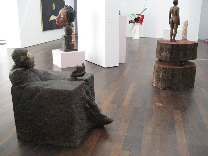 Kunst im öffentlichen Raum-Freie Arbeiten-Bernd Altenstein-Bildhauer