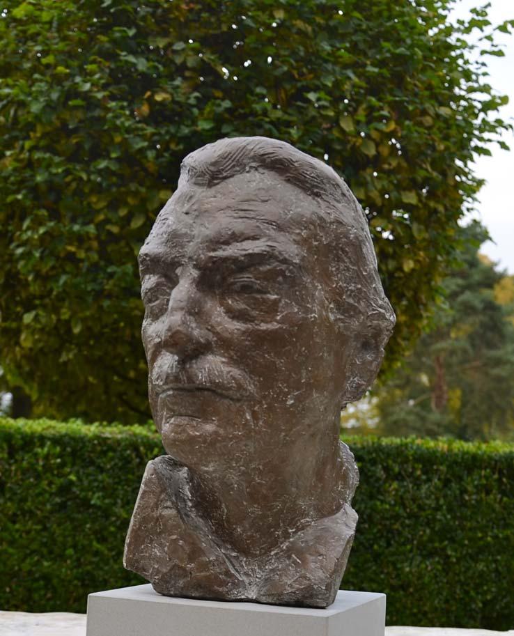 James Last von Bildhauer Bernd Altenstein